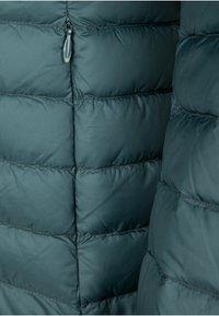 JOTT - CLOE - Gewatteerde jas - bleu petrole - 4