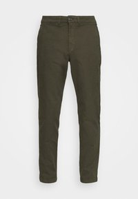 Selected Homme - Chino kalhoty - forest night - 3