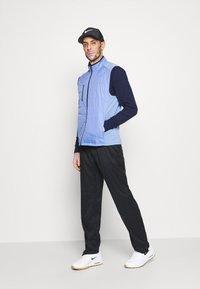 Polo Ralph Lauren Golf - PACKDOWNVES  FILL VEST - Vesta - fall blue - 1