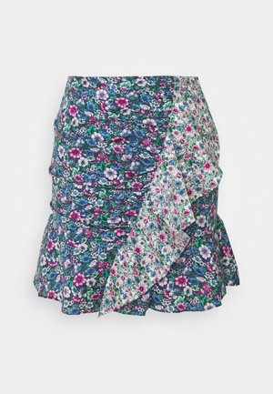 TULA - A-line skirt - multi