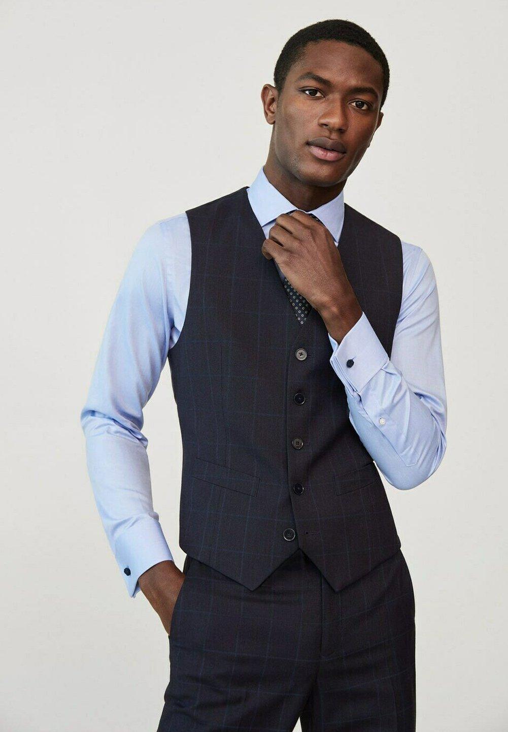 Men BRASILIA - Suit waistcoat