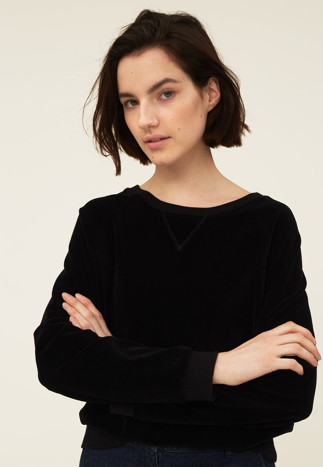 MARTHA  - Sweatshirt - black