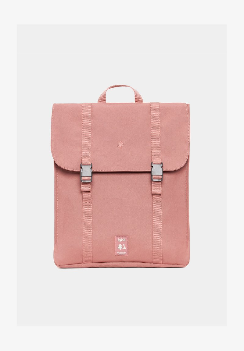 LEFRIK - Zaino - dusty pink