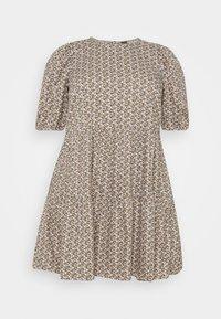 VMLYKKE SHORT DRESS - Freizeitkleid - pastel lilac/lykke