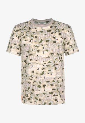 T-SHIRT STONE - T-shirts print - stone camo print