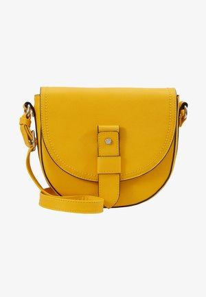 MATERA - Taška spříčným popruhem - yellow