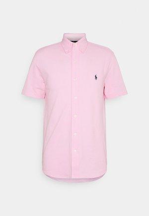 SHORT SLEEVE - Camicia - carmel pink