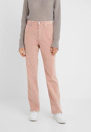 RUTH SUPER  - Kalhoty - pink