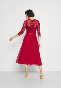 Swing - Cocktail dress / Party dress - burgundy - 2