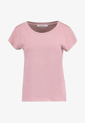 LISS - Basic T-shirt - dusty rose