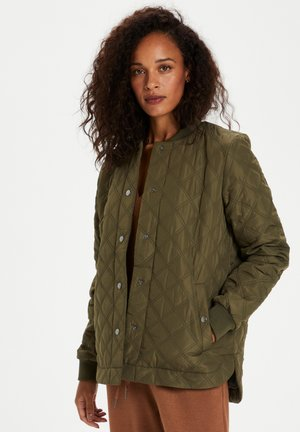 KAJULIE  - Light jacket - grape leaf