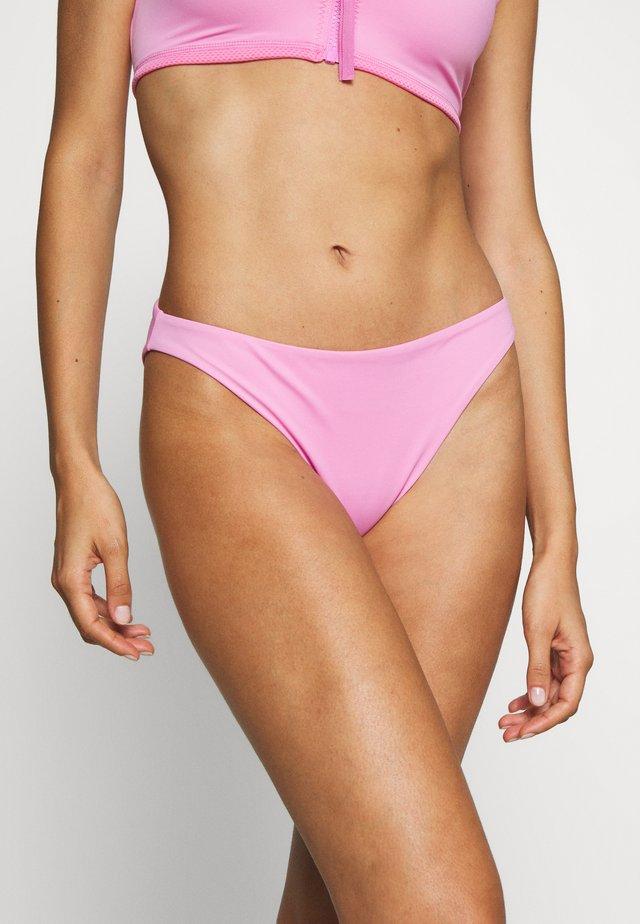 AVA HIGHCUT SWIM BOTTOM - Dół od bikini - pink