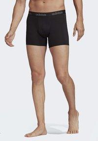 adidas Performance - CLIMACOOL BRIEFS 3 PAIRS - Panties - black - 2
