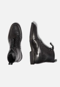AllSaints - INDIANNA  - Lace-up ankle boots - black - 1