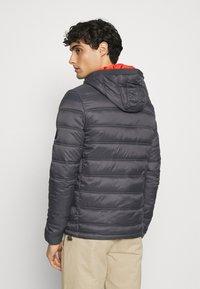 INDICODE JEANS - CREEKSIDE - Light jacket - dark grey - 2