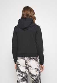 adidas Originals - ZIP HOODIE - Zip-up hoodie - black - 2