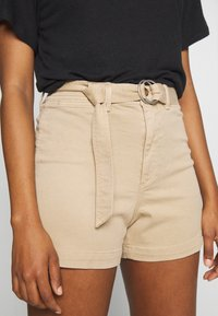 GAP - HIGH RISE SEAFARER - Shorts - mojave - 4
