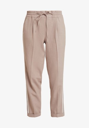 MELOSA PIN - Trousers - sandshell