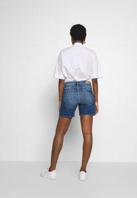 edc by Esprit - Denim shorts - blue medium wash - 2