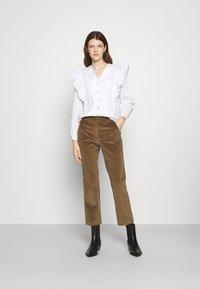 WEEKEND MaxMara - APICE - Trousers - camel - 1