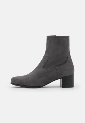 Botines - dark grey