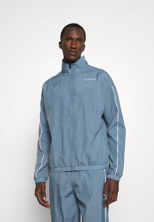 PIPING TRACKSUIT - Trainingsanzug - blue slate