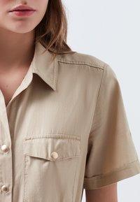 Mavi - Shirt dress - irish cream - 4