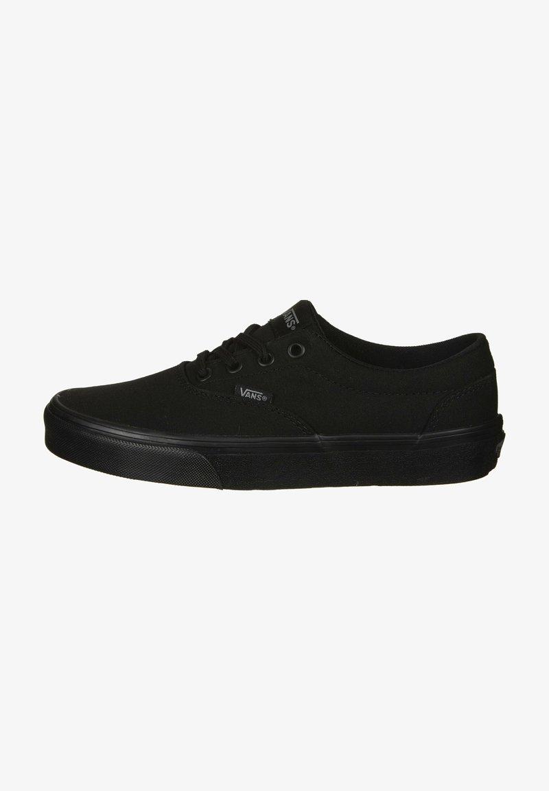 Vans - Trainers - black