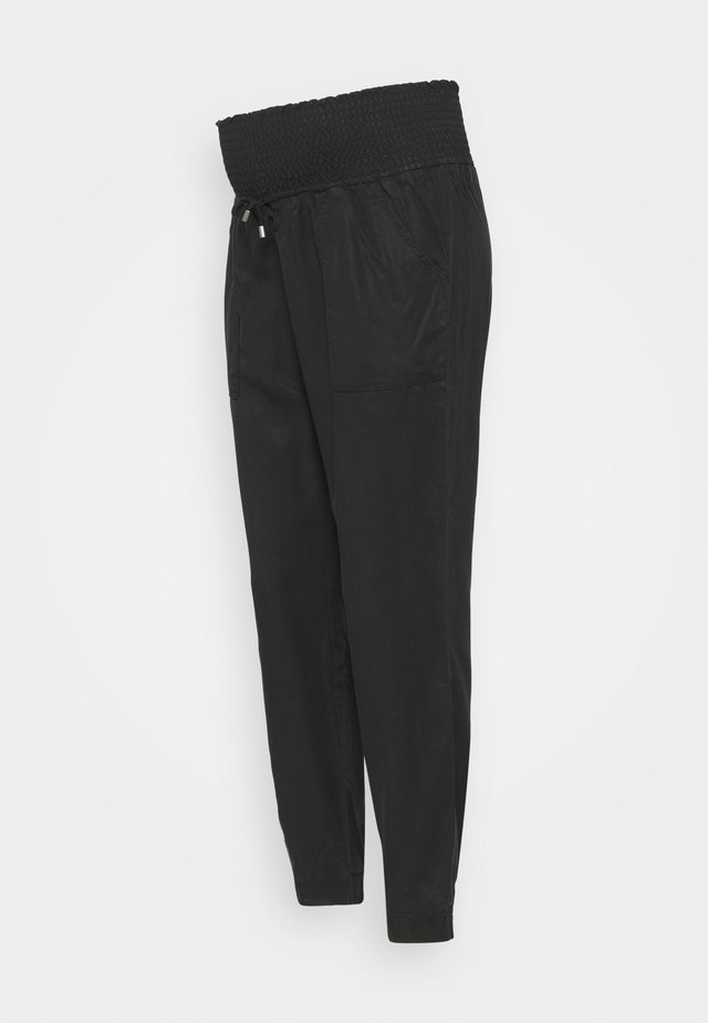 OFF DUTY PANT - Trousers - black
