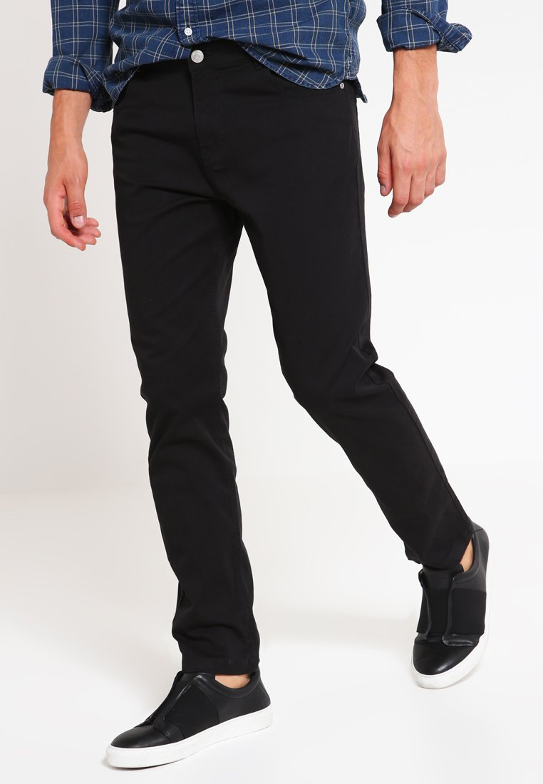 Pier One - Trousers - anthracite