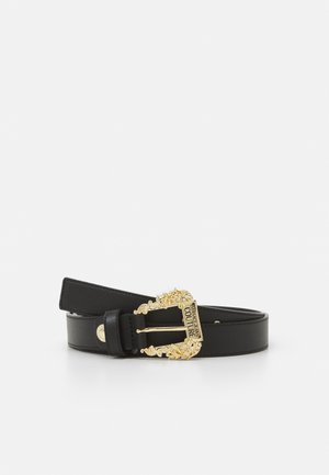 BAROQUE BUCKLE - Belte - nero