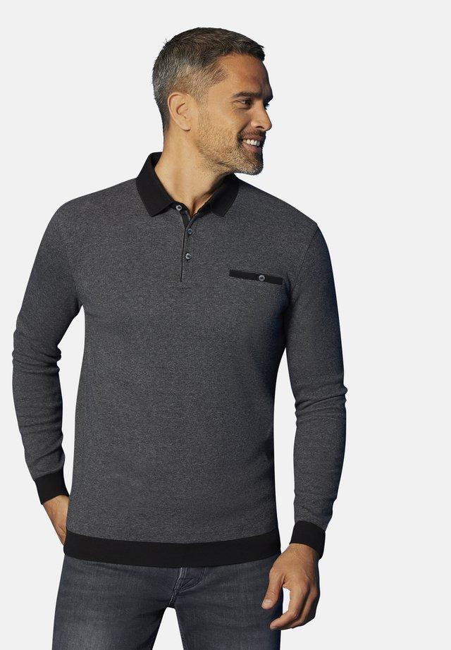 Polo shirt - dunkelgrau