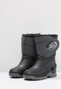 LICO - TERRA - Vysoká obuv - schwarz/grau - 3