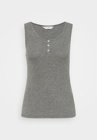 Marks & Spencer London - LOUNGE VEST - Tílko - charcoal - 3