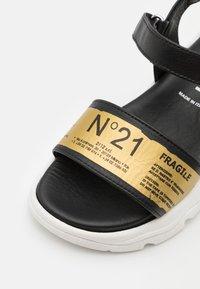 N°21 - Sandals - black - 5