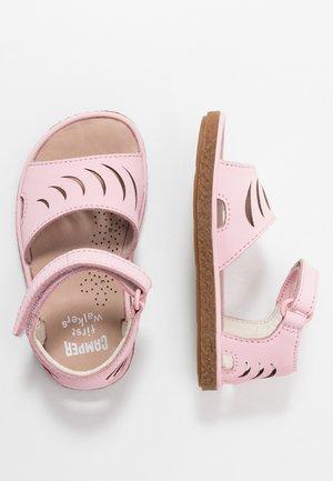 MIKO - Sandals - pastel pink