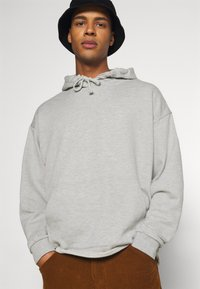 YOURTURN - UNISEX - Hoodie - light grey - 3