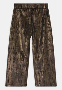 Name it - NKFRAMLAH - Spodnie materiałowe - black - 1