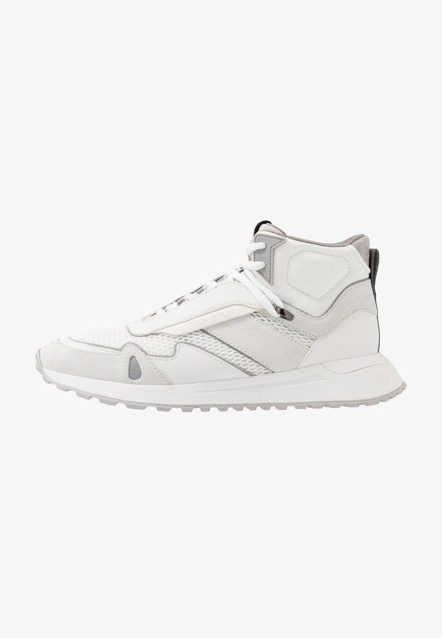 MILES HIGH TOP - Sneaker high - optic white
