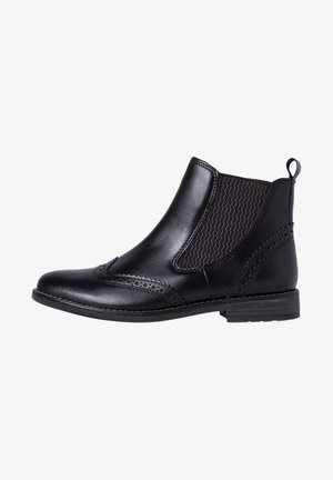 CHELSEA  - Ankle boots - black ant.comb