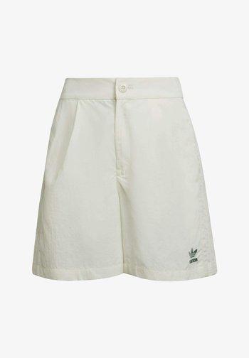 TENNIS LUXE ORIGINALS SHORTS - Shorts - off white