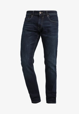 Jeans a sigaretta - blue dark wash