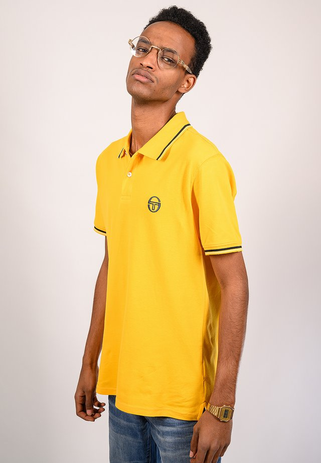 SERGIO 020 POLO - Poloshirt - yellow