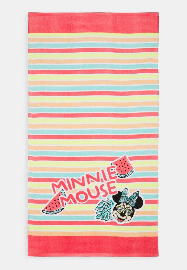 GIRL TOWEL MINNIE - Serviette de plage - multicolor
