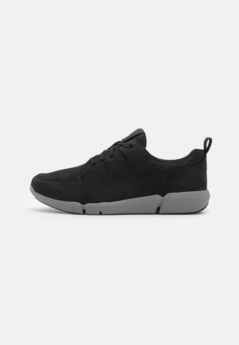Clarks - TRISTELLAR GO - Sneakers laag - black