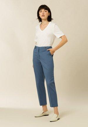 PANTS - Trousers - smoked sapphire