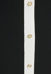 Missguided Petite - Robe pull - black - 2