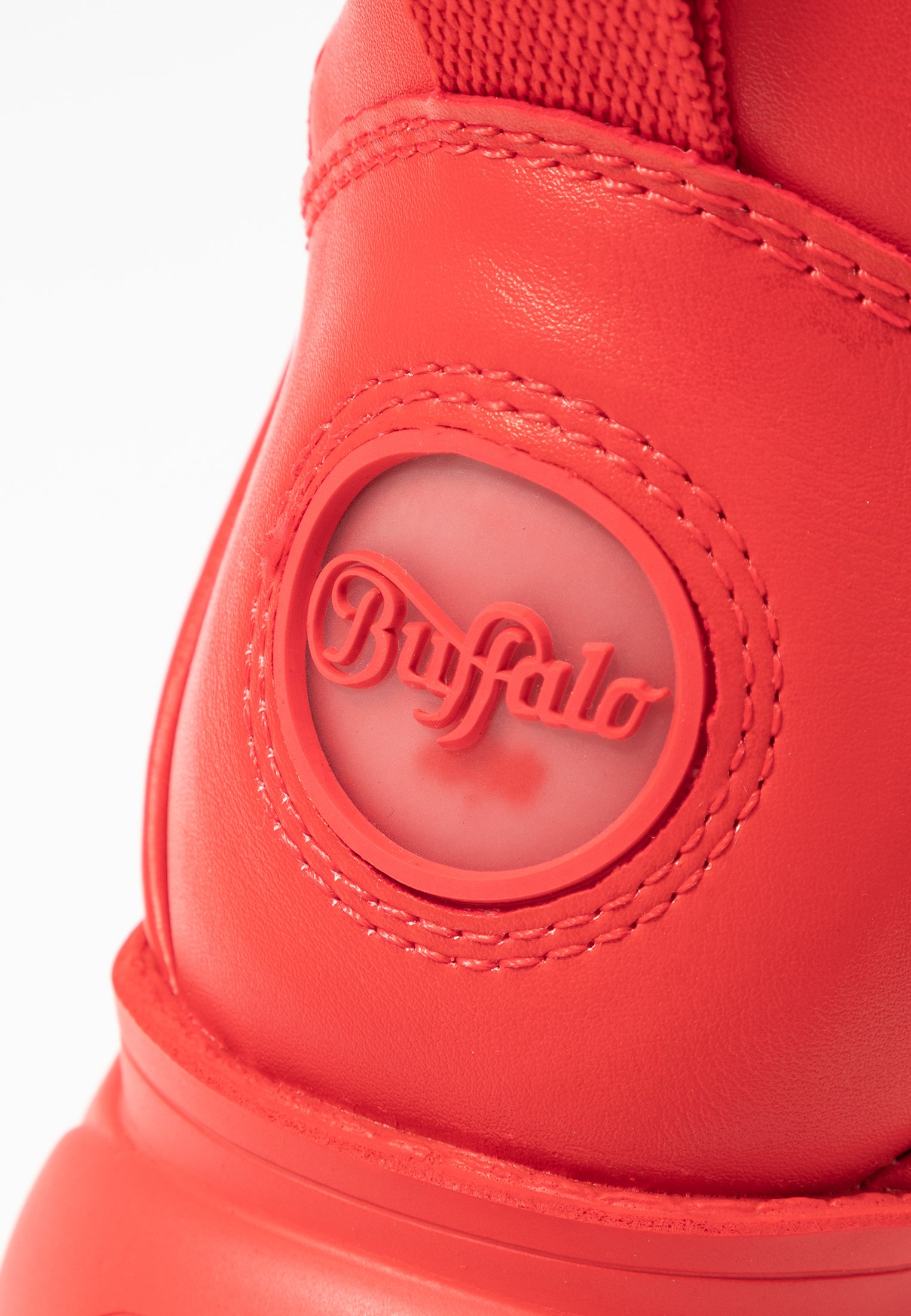 Buffalo CORIN Joggesko red Zalando.no