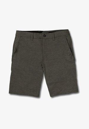 FRICKIN SNT SLUB 20 - Short - black