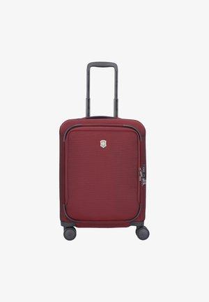 CONNEX - Wheeled suitcase - burgundy